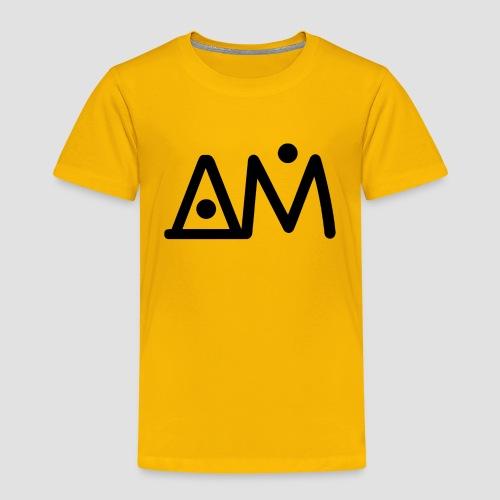 AM Brand 2019 - Maglietta Premium per bambini