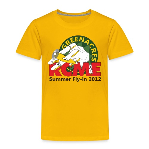 RCME Greenacres 2012 Fly In - Kids' Premium T-Shirt