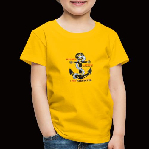 ANCHOR - Kids' Premium T-Shirt