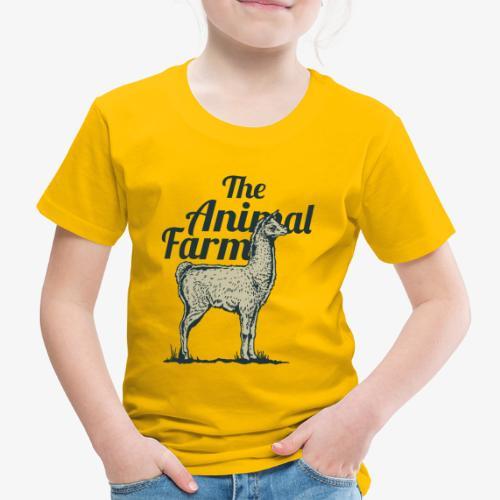 Lama - T-shirt Premium Enfant