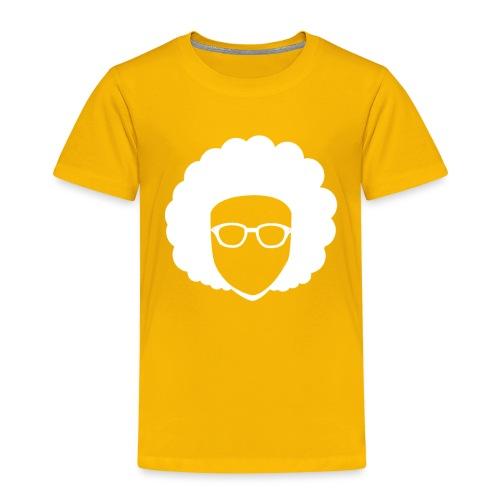 Afro Nerd - nerdy - Kids' Premium T-Shirt