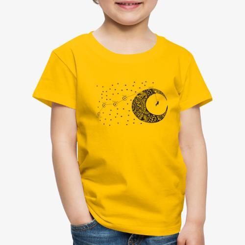 Dream your routes - Kids' Premium T-Shirt