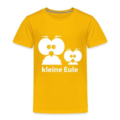 kleine eule - Kinder Premium T-Shirt