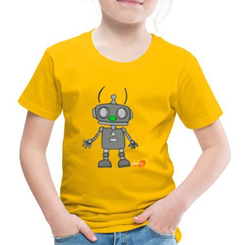 Robotino de desing impact - Camiseta premium niño