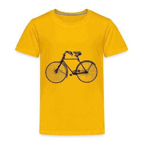 Retro Fahrrad - Kinder Premium T-Shirt