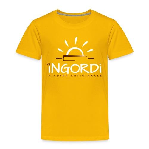 Gli Ingordi - Maglietta Premium per bambini