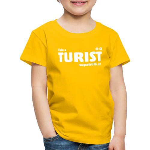 SUPATRÜFÖ TURIST - Kinder Premium T-Shirt