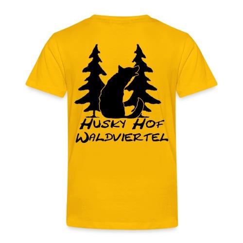 huskyhofwaldviertelbriefkopf4karand klan - Kinder Premium T-Shirt