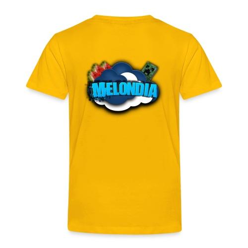 MelondianLogo - Lasten premium t-paita
