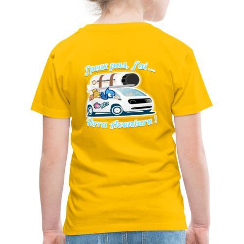 JpeuxPasJai_terra - T-shirt Premium Enfant