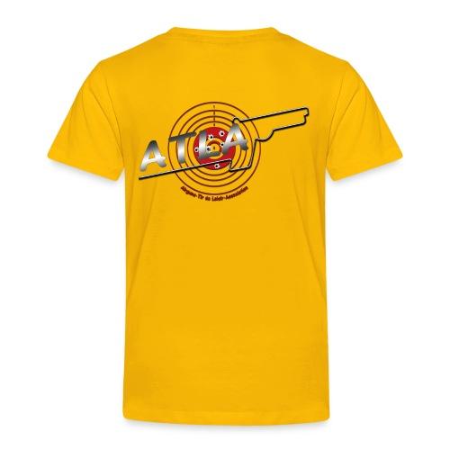 blason association3 - T-shirt Premium Enfant