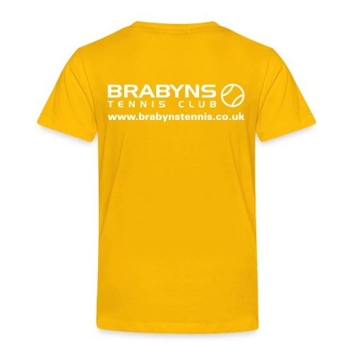 brabyns t shirt - Kids' Premium T-Shirt