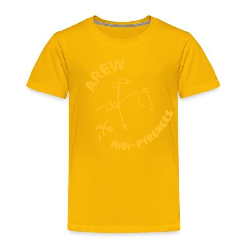 2 - T-shirt Premium Enfant
