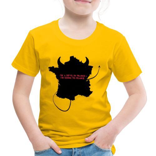 francemap - T-shirt Premium Enfant
