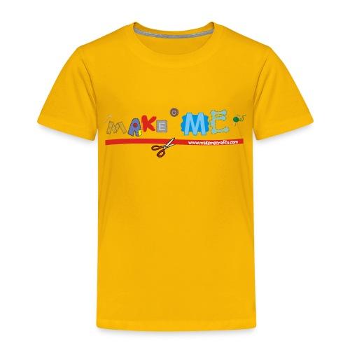 Make ME Logo - Kids' Premium T-Shirt