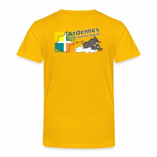 Ardennes Géocaching Squad - T-shirt Premium Enfant