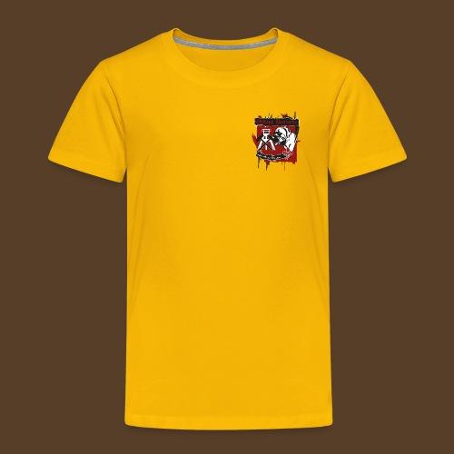 Oldland Boerboels la Familia - Kinder Premium T-Shirt