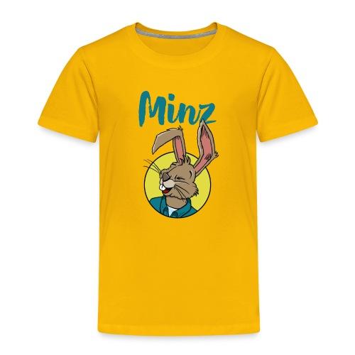 Minz 001 - Kinder Premium T-Shirt