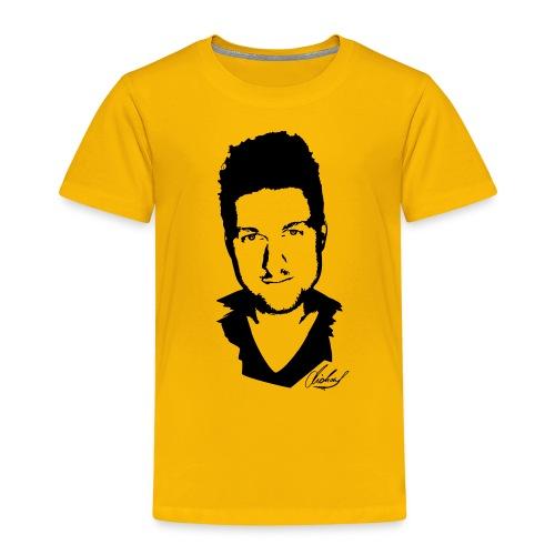 MFsw T-shirt auf weiss NE - Kinder Premium T-Shirt
