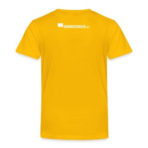 logo weiss png - Kinder Premium T-Shirt