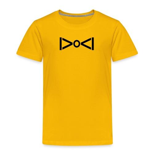 BOW TIE II - Kids' Premium T-Shirt