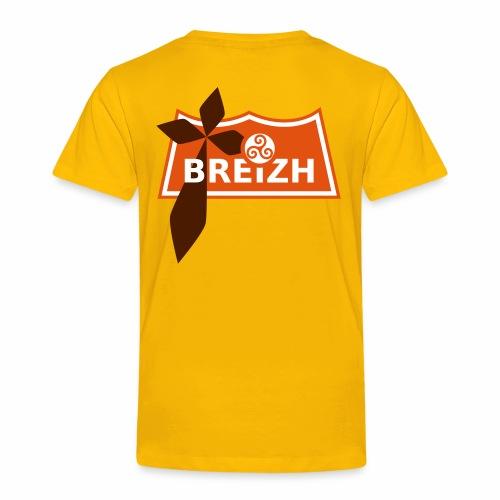 Breizh - T-shirt Premium Enfant