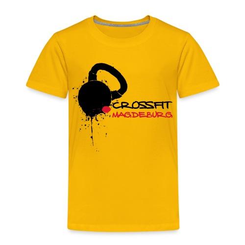 logo md klein sc - Kinder Premium T-Shirt