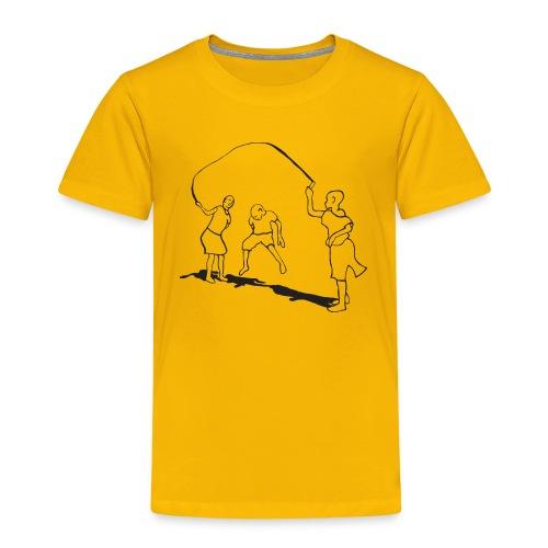 skipping - Kids' Premium T-Shirt