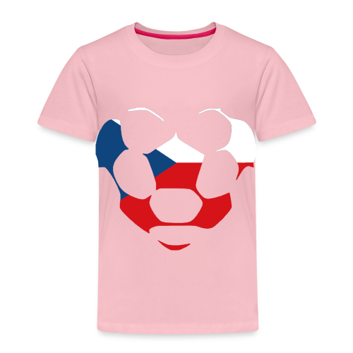 heartCZECHREPUBLIC - Kids' Premium T-Shirt