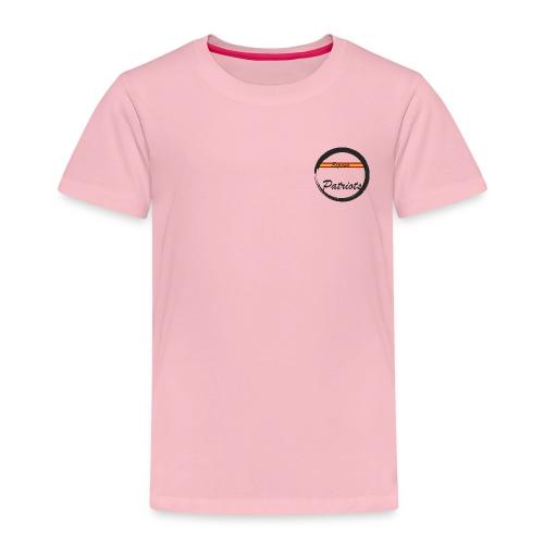 Círculo de Patriots España - Camiseta premium niño