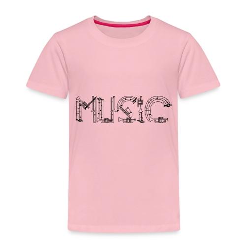 Musique - T-shirt Premium Enfant