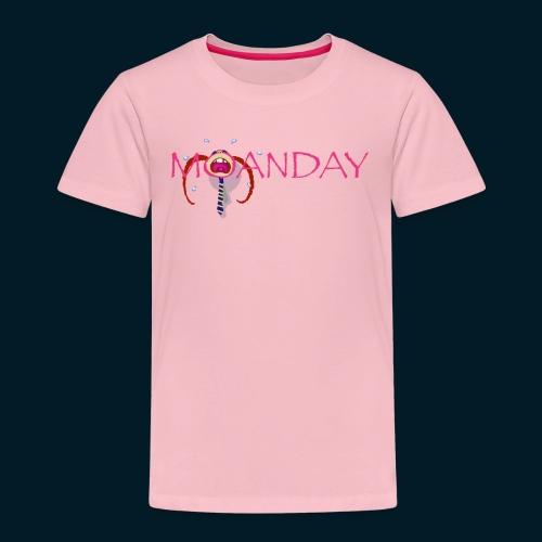 MOANDAY Girl blues - Kinderen Premium T-shirt