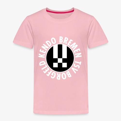 Kendo Bremen Borgfeld T-Shirt - Kinder Premium T-Shirt
