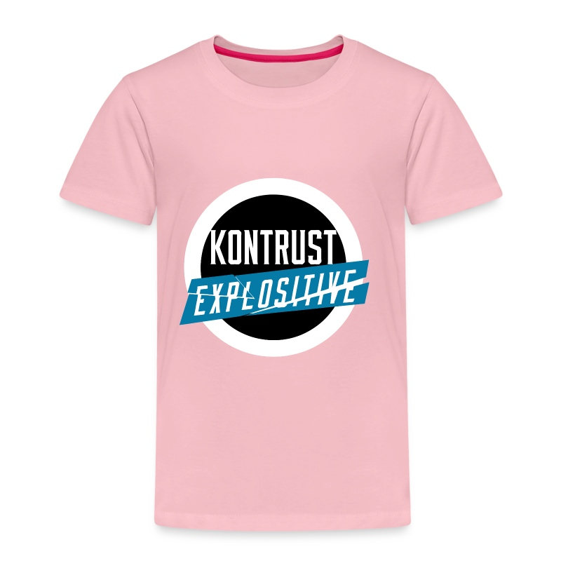 KONTRUST Explositive - Kinder Premium T-Shirt