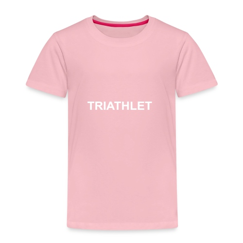 Triathlet Partner - Kinder Premium T-Shirt