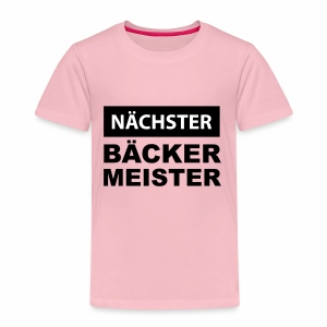 baecker - Kinder Premium T-Shirt
