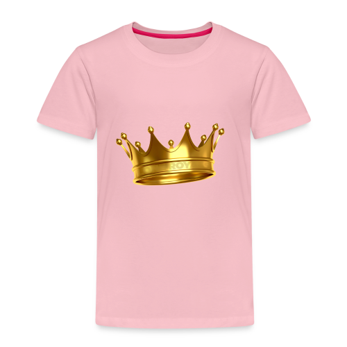 LONE ROYALS CROWN - Kids' Premium T-Shirt