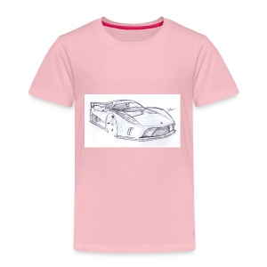 svd sports car - Kids' Premium T-Shirt