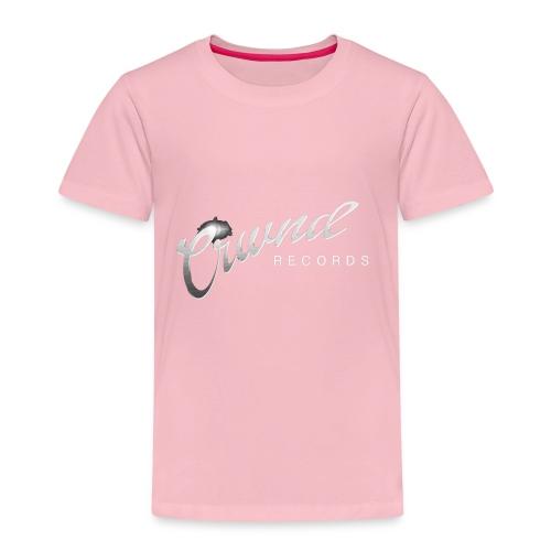 Crwnd Logo Paste - Kids' Premium T-Shirt