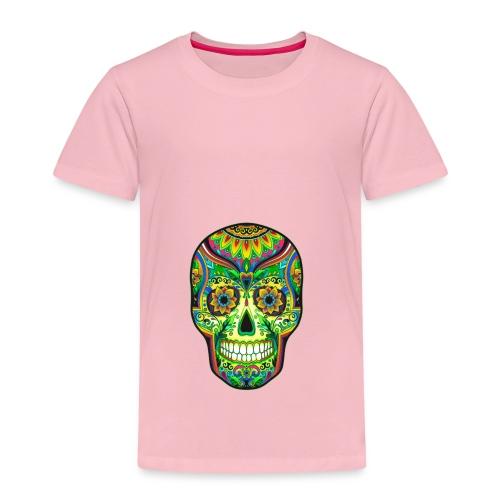 El día de los Muertos Cranes motif - T-shirt Premium Enfant