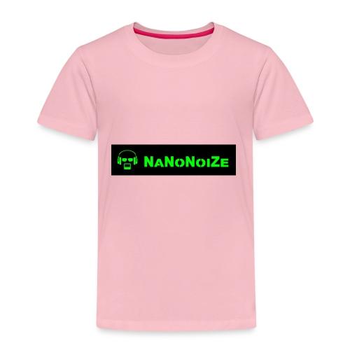 logo full - Kinderen Premium T-shirt