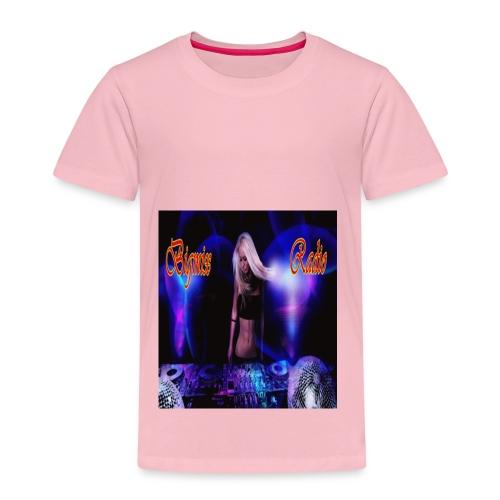header disco neu - Kinder Premium T-Shirt