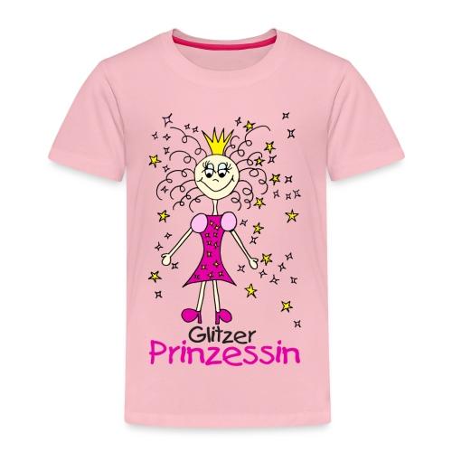 Glitzer Prinzessin - Kinder Premium T-Shirt
