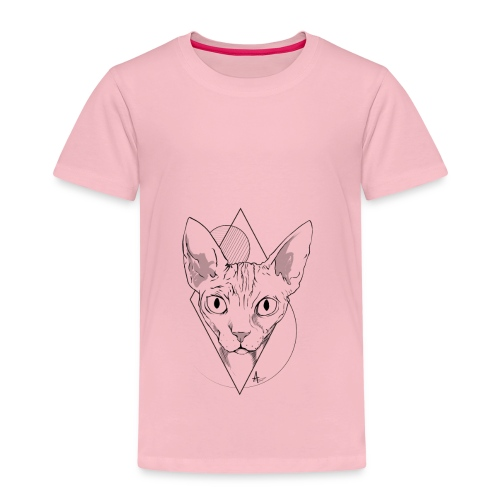 gato - Camiseta premium niño