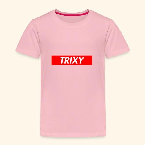 Trixy - Premium-T-shirt barn