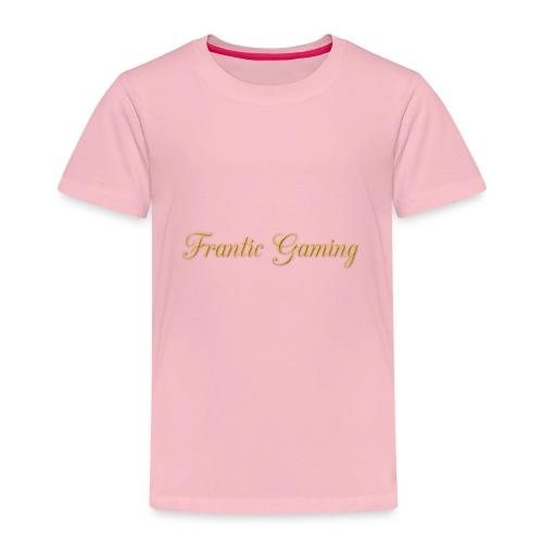 frantic gaming baseball cap - Kids' Premium T-Shirt