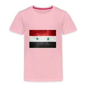 Syrien - Kinder Premium T-Shirt