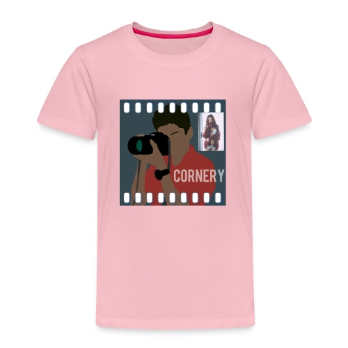 cornery - Maglietta Premium per bambini