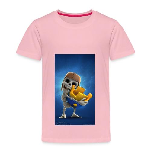 TheClashGamer t-shirt - Kinder Premium T-Shirt