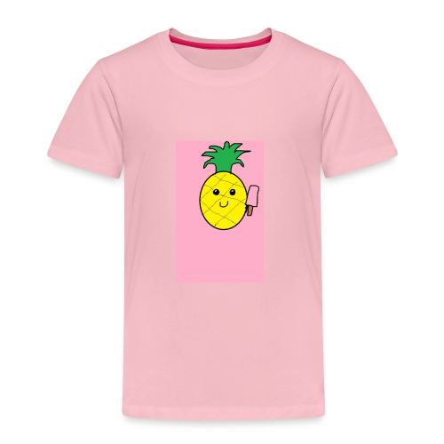 Naamlooslol - Kinderen Premium T-shirt